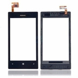 Tela Touch Screen Nokia Lumia 520/ 520.2 Com Moldura Preto
