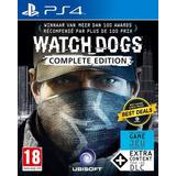 Watch Dogs Complete Edition ~ Ps4 Digital Español