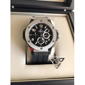 96bb15fed85 Relógio Hublot F1 Prata Masculino - Relógios De Pulso no Mercado ...