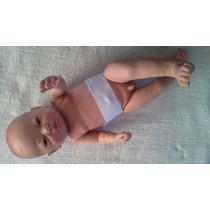 Muñeco Sexado Bebé Recién Nacido De 50 Cm.