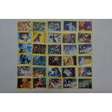 Figuritas X5 Caballeros Del Zodiaco 2 Navarrete 1996 P/album