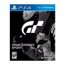 Gran Turismo Sport (pré-venda) - Ps4 Midia Fisica Pt-br