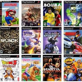 42 Jogos De Playstation 2