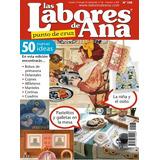 Labores De Ana 198/2017. Patchwork, Punto De Cruz