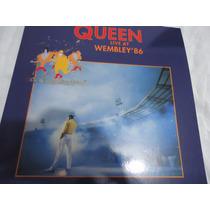 Lp - Queen - Live At Wembley