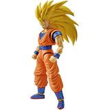 Model Kit Dragon Ball Super Saiyan3 Songokou Original Bandai