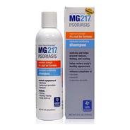 Mg217 Shampoo Psoriasis Dermatite Caspa Importado Longa Validade