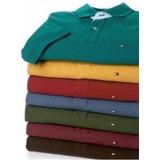 Camiseta Infantil Polo Várias Cores Menino De 2 A 16 Barata