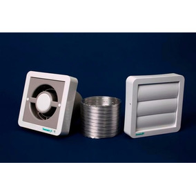Exaustor P Banheiro Ventokit C-150 A Bivolt Até 8m2 S Sensor