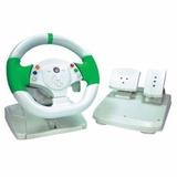 Volante Joystick Kp-5815 Xbox 360 P/ Pc Jogos De Corrida