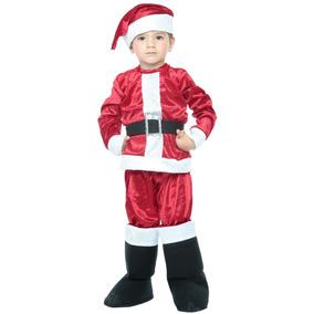 Disfraz para ninos navidad santa en mercado libre m xico - Disfraz de santa claus para nino ...