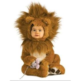 Disfraz De León Bebe 1-2 Años