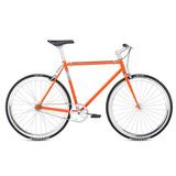Bicicleta Fuji Fixie Declaration Orange 2018