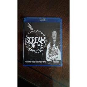 Bruce Dickinson - Scream For Me Sarajevo Bray Import Stock