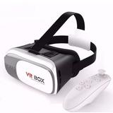 Óculus Vr Box 2.0 + Controle Remoto Android E Ios