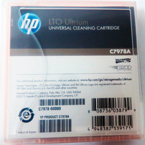 Lto Hp Ultrium Universal Cleaning Cartridge C7978a (limpeza)