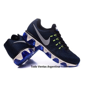 huge selection of b25cd 41d09 nike air max tailwind 8 azules
