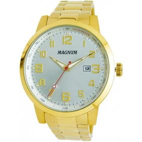 508fcc58ecd Relogio Unissex Magnum - Relógios De Pulso no Mercado Livre Brasil