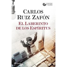 Libro El Laberinto De Los Espíritus, De Ruiz Zafón Carlos