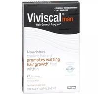 Viviscal Men 60 Comprimidos Val. 2019 -pronta Entrega Brasil