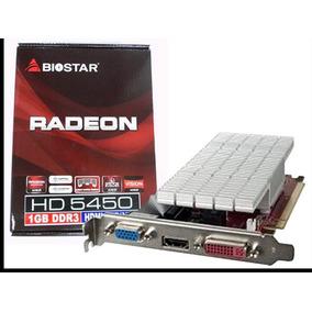 Biostar Radeon Hd 5450 1gb Hdmi + Pes 2013 A Reparar Técnico
