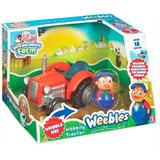Weebles Tractor C/figura 05475