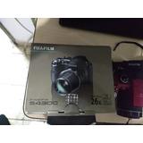 Cámara Semiprofesiona Fujifilm Finepix S4300, Zoomóptico 26x