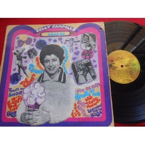 Vinil Celly Campello Anos 60 Lp Odeon 1973 Único No Ml