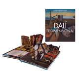 Bt2246 Libro Pop Up Dali Tridimensional