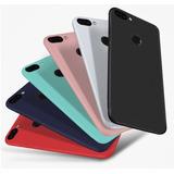 Silicona Tpu Colores Huawei P Smart