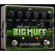Pedal Deluxe Bass Big Muff Usa Electro Harmonix Ehx