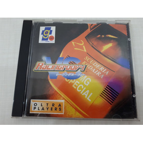 Racing Groovy Vs Patch Prateado Prensado Playstation One Ps1 6e038b73bbe
