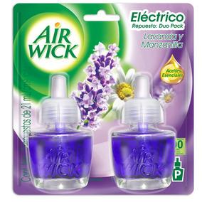 Air Wick Repuesto Aromatizante Eléctrico Lavanda Manzanilla