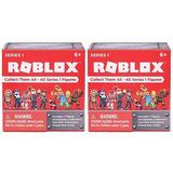 Roblox Serie 1 Caja De Misterio De Acción (set De 2 Cajas)