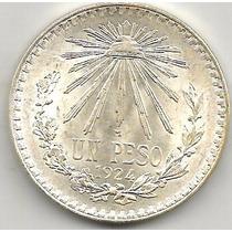 Hermosa Moneda 1924 Altisima Condicion