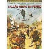 Dvd Filme - Falcão Negro Em Perigo (dubl/leg/lacrado)
