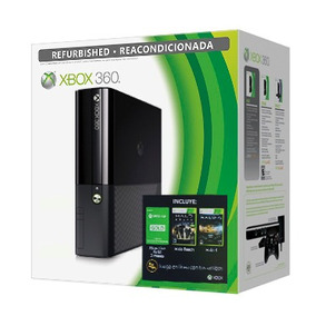 Xbox 360 500 Gb 8 Titulos 2+6 Con 3 Meses De Live En Pagos