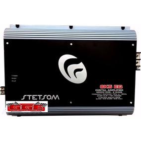 Módulo Amplificador Stetsom 6k5 Es 7200w Rms Frete Grátis