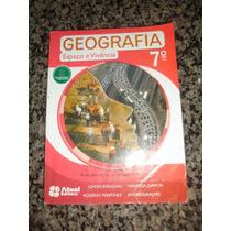 Livro Espaço E Vivência Geografia 7º Ano