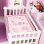 Cobertor Jolitex Infantil Berço Bebê Raschel Little Princess