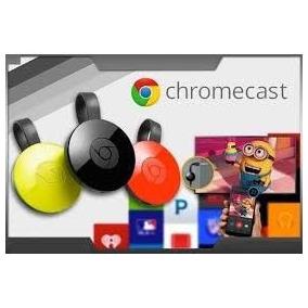 Chrome Cast 2 !!! 100% Original!!!preço Especial!! Não Perca