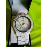 Reloj Original Xoxo Dama Acero Inoxidable Total Moda