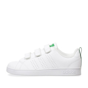 Tenis adidas Advantage Clean - Aw4880 - Blanco - Niños