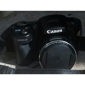 Camara Canon Powershot Sx500is