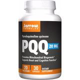 Pqq Pyrroloquinoline Quinone 20mg 30 Caps De Jarrow Formulas
