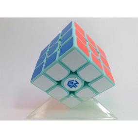 Cubo Rubik Gans 356 Air Grand Master Edición Limitada Menta