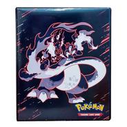 Pasta Tipo Fichário Pokémon + 30 Folhas Yes + 9 Cards
