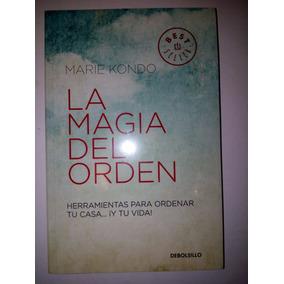 La Magia Del Órden ... Marie Kondo Dhl