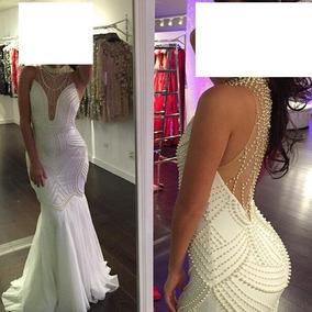 Maravilhoso Vestido Noiva 15 Anos Sereia