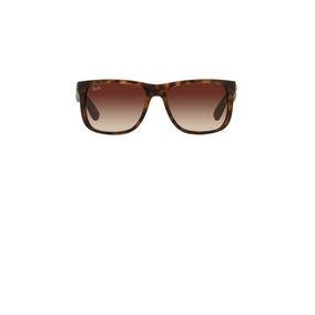 Ray Ban Rb4165l 710/13 Justin Gradiente Óculos De Sol 5,5 Cm